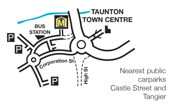 TMoS location map