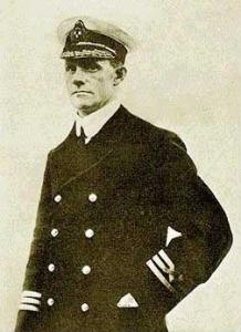 Captain Henry Kendall